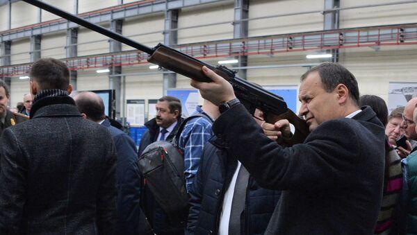 Председатель Государственного военно-промышленного комитета Беларуси Роман Головченко - Sputnik Беларусь
