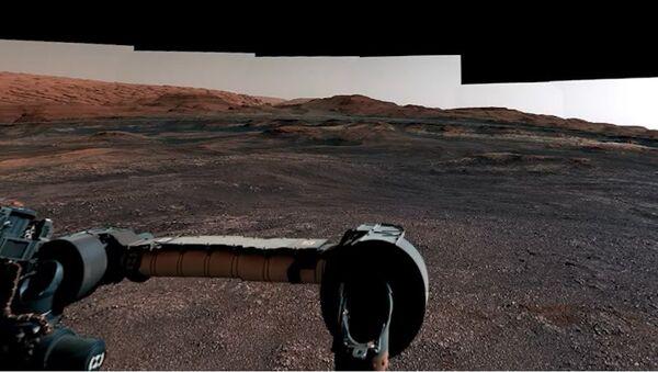 NASA паказала 360-градусную панараму Марса - Sputnik Беларусь