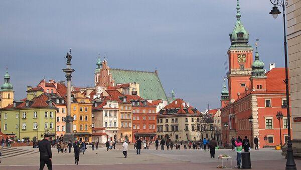 Старый город в Варшаве - Sputnik Беларусь