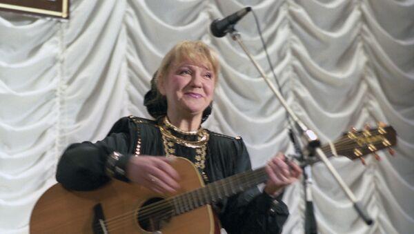Певица Жанна Бичевская - Sputnik Беларусь
