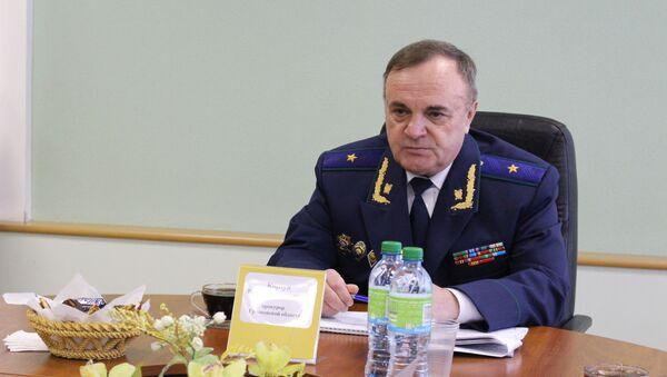 Прокурор Гродненской области Виктор Корзун - Sputnik Беларусь