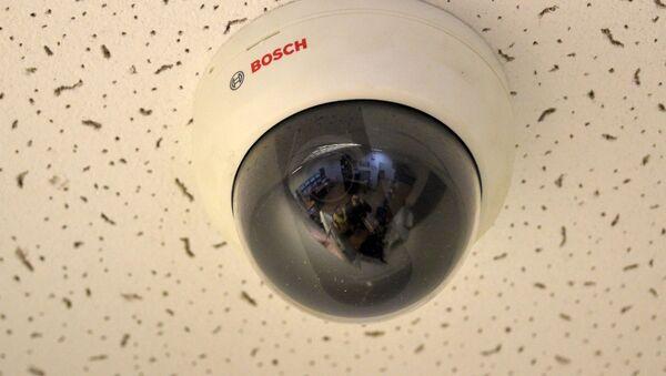 Камера видеонаблюдения,  архивное фото - Sputnik Беларусь