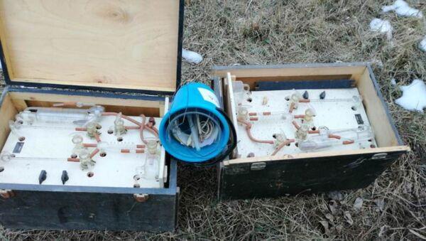 Спасатели изъяли 200 грамм ртути в Мозыре - Sputnik Беларусь