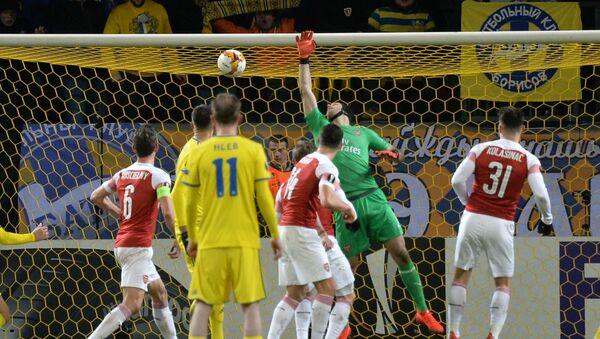 Гол в ворота Арсенала - Sputnik Беларусь
