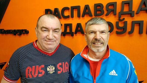 Першыя трэнеры Домрачавай: Даша магла б выйсці на наступную Алімпіяду - Sputnik Беларусь