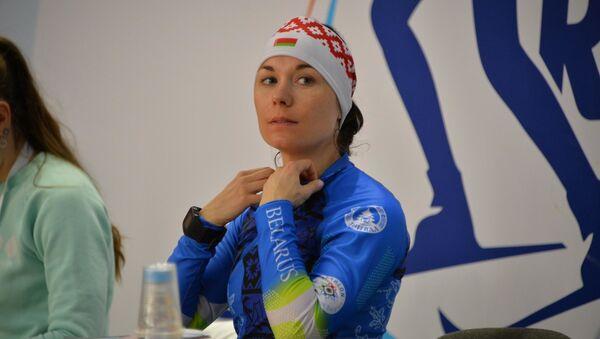 Олимпийская чемпионка Надежда Скардино - Sputnik Беларусь
