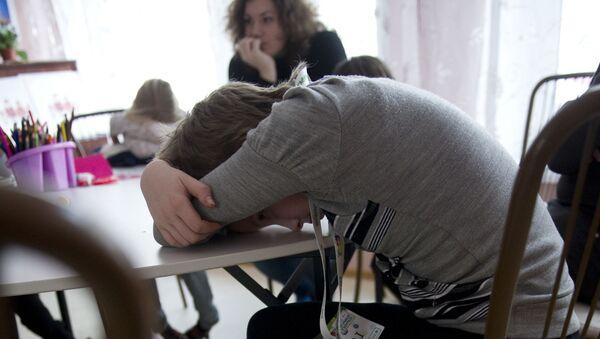 Дети, оказавшиеся в трудной жизненной ситуации - Sputnik Беларусь