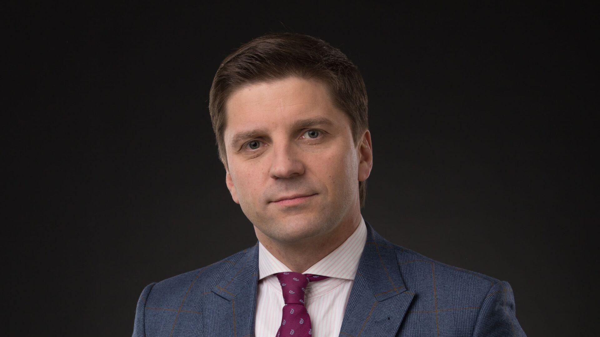 Председатель Белтелерадиокомпании Иван Эйсмонт - Sputnik Беларусь, 1920, 02.10.2021
