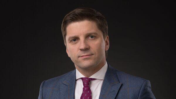 Председатель Белтелерадиокомпании Иван Эйсмонт - Sputnik Беларусь