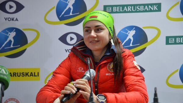 Ирина Кривко - Sputnik Беларусь