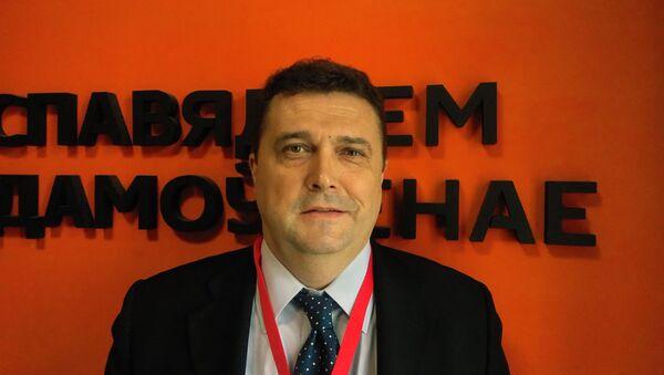 Соловьев: основные акценты в послании Путина и реакция Запада - Sputnik Беларусь