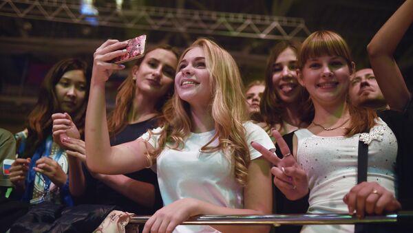 Міжнародны моладзевы адукацыйны форум Еўразія, архіўнае фота - Sputnik Беларусь