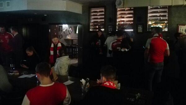 Болельщики Арсенала - Sputnik Беларусь