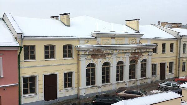 Як выглядае будынак па Ракаўскай, 17 зараз - Sputnik Беларусь
