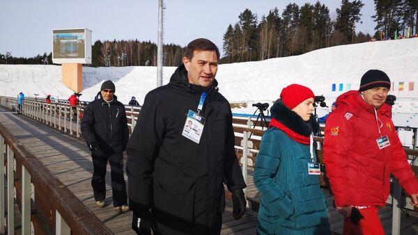 Максим Рыженков - Sputnik Беларусь