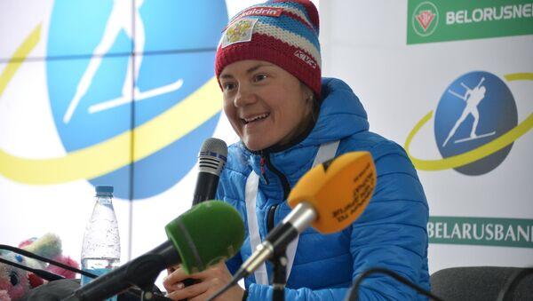 Екатерина Юрлова-Перхт - Sputnik Беларусь