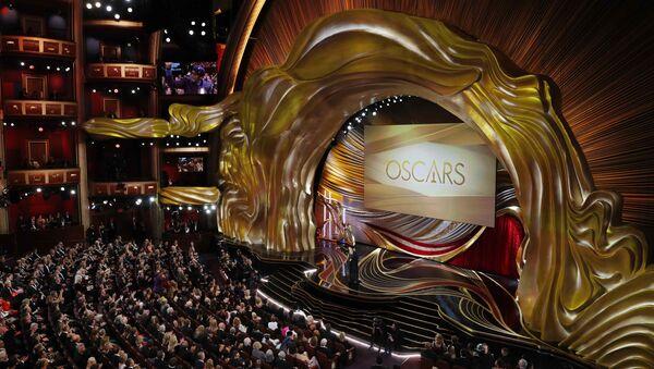 91-я цырымонія ўручэння прэміі Амерыканскай акадэміі кінематаграфічных мастацтваў і навук праходзіць у Лос-Анджэлесе ў тэатры Dolby Theatre - Sputnik Беларусь