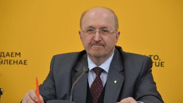 Глава высшего координационного совета Республиканской конфедерации предпринимательства Владимир Карягин - Sputnik Беларусь