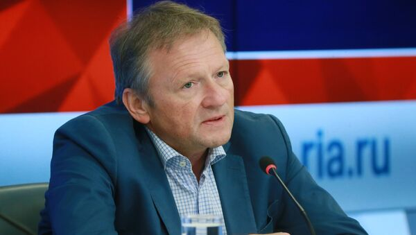 Уполномоченный при президенте РФ по защите прав предпринимателей Борис Титов - Sputnik Беларусь