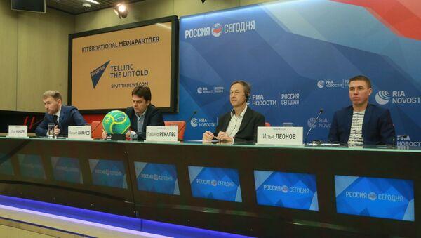 Sputnik стаў міжнародным медыяпартнёрам клубнага ЧС па пляжным футболе - Sputnik Беларусь