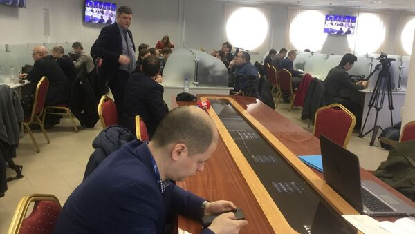 Журналисты - Sputnik Беларусь
