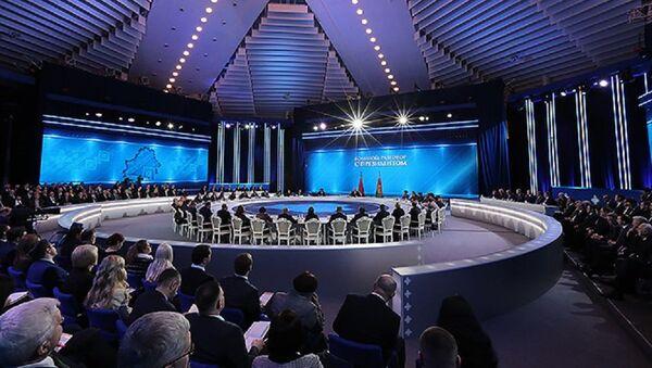 Большой разговор с президентом Александром Лукашенко - Sputnik Беларусь