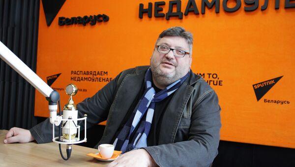 Панджавідзэ, галоўны рэжысёр Вялікага тэатра: да юбілеяў стаўлюся з іроніяй - Sputnik Беларусь