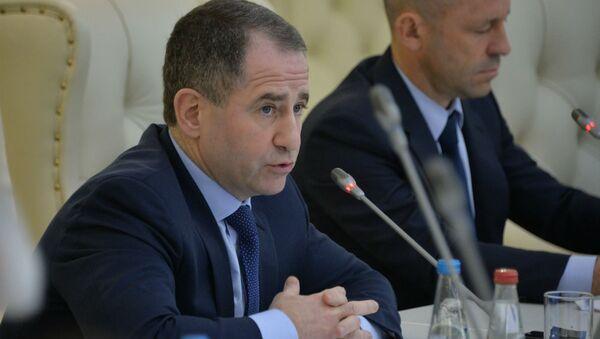 Посол России Михаил Бабич на заседании Белорусско-Российского делового совета - Sputnik Беларусь