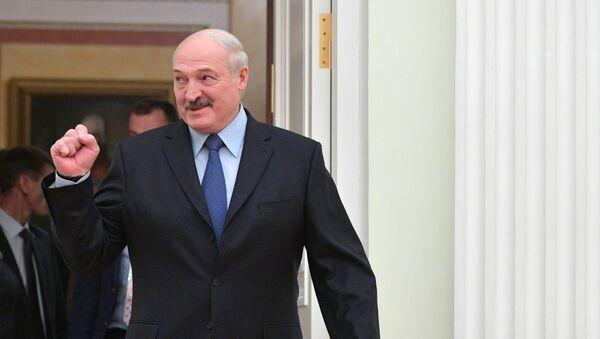 Лукашэнка звернецца з пасланнем да народа і парламента 19 красавіка - Sputnik Беларусь