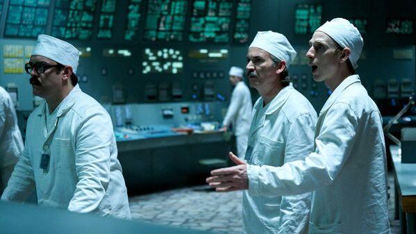 Кадр из сериала Чернобыль - Sputnik Беларусь
