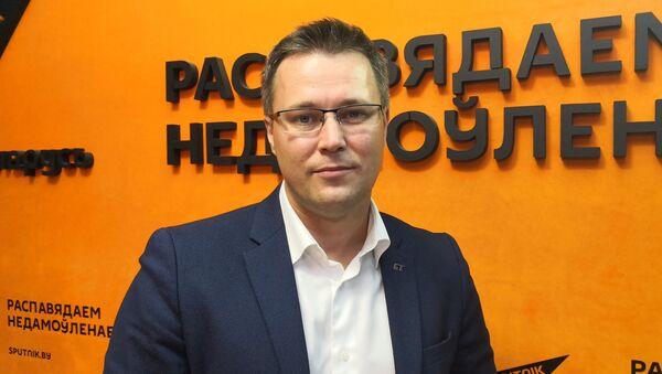 Кривошеев об инфобезопасности: телекартинка должна соответствовать реалиям - Sputnik Беларусь