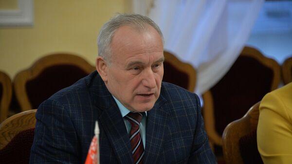 Старшыня Віцебскага аблвыканкама Мікалай Шарстнёў - Sputnik Беларусь