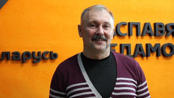Криушенко о составе сборной, выездных матчах и премьер-лиге в Беларуси  - Sputnik Беларусь