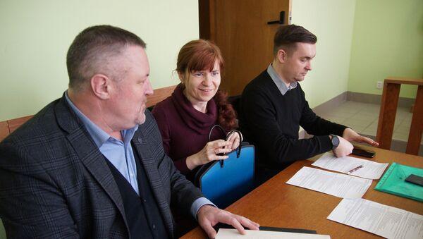 Гражданский иск Марии Тарасенко рассматривается в суде Гомеля - Sputnik Беларусь
