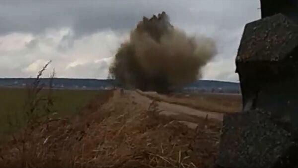 Савецкую авіябомбу знайшлі каля былога аэрапорта Мінск-1 - Sputnik Беларусь