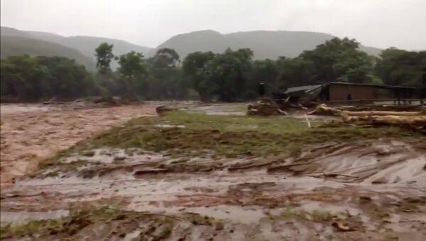 Наводнение в Зимбабве - Sputnik Беларусь