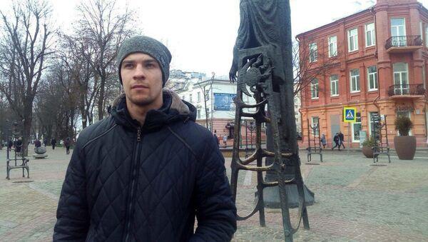 Ярослав Занько из Могилева шесть лет ждет социального жилья - Sputnik Беларусь