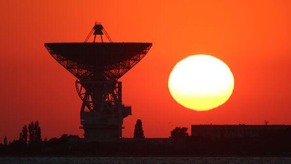 Радыётэлескоп, архіўнае фота - Sputnik Беларусь