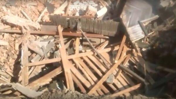 Авиабомбу весом 250 кг нашли в Светлогорском районе, видео - Sputnik Беларусь