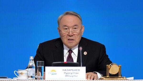 Нурсултан Назарбаев - Sputnik Беларусь