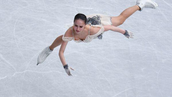 Российская фигуристка Алина Загитова - Sputnik Беларусь