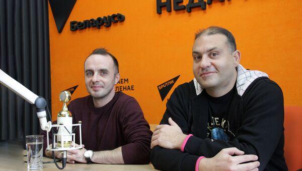 Гурт Харлі пра канцэрі дзесяцігоддзя і дзесяці песнях пра вайну - Sputnik Беларусь