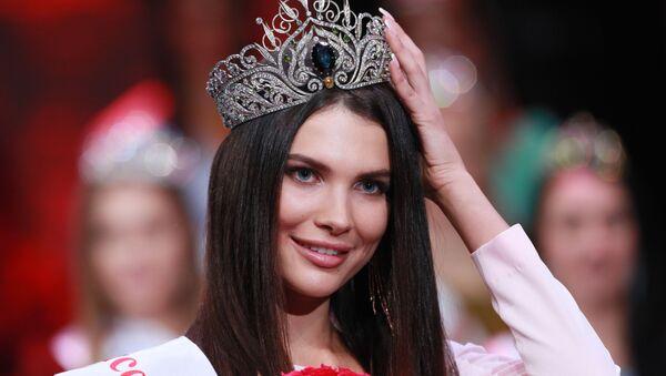 Конкурс красоты «Мисс Москва 2018» - Sputnik Беларусь