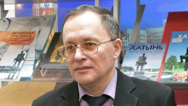 Дырэктар мемарыяльнага комплексу Хатынь Артур Зельскі - Sputnik Беларусь