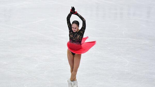 Алина Загитова (Россия)  - Sputnik Беларусь
