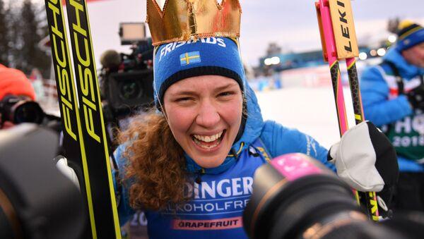 Ханна Эберг (Швеция) - Sputnik Беларусь