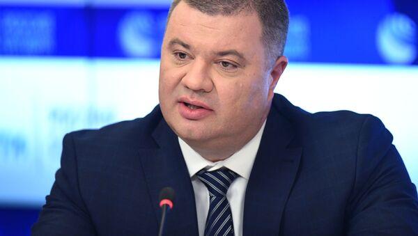 Подполковник Службы безопасности Украины (СБУ) Василий Прозоров - Sputnik Беларусь