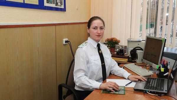 Старший помощник прокурора Витебской области Наталья Севрюкова   - Sputnik Беларусь