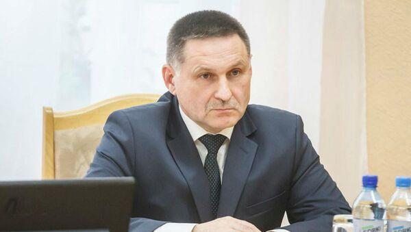 Врио председателя Могилевского облисполкома Николай Коротин - Sputnik Беларусь