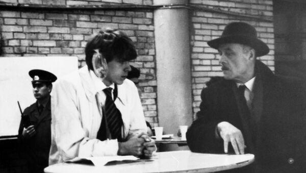 Кадр з фільма Асса. 1987 год. - Sputnik Беларусь